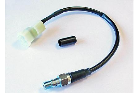 Выключатель концевой стоп сигнала ножного тормоза LU080145