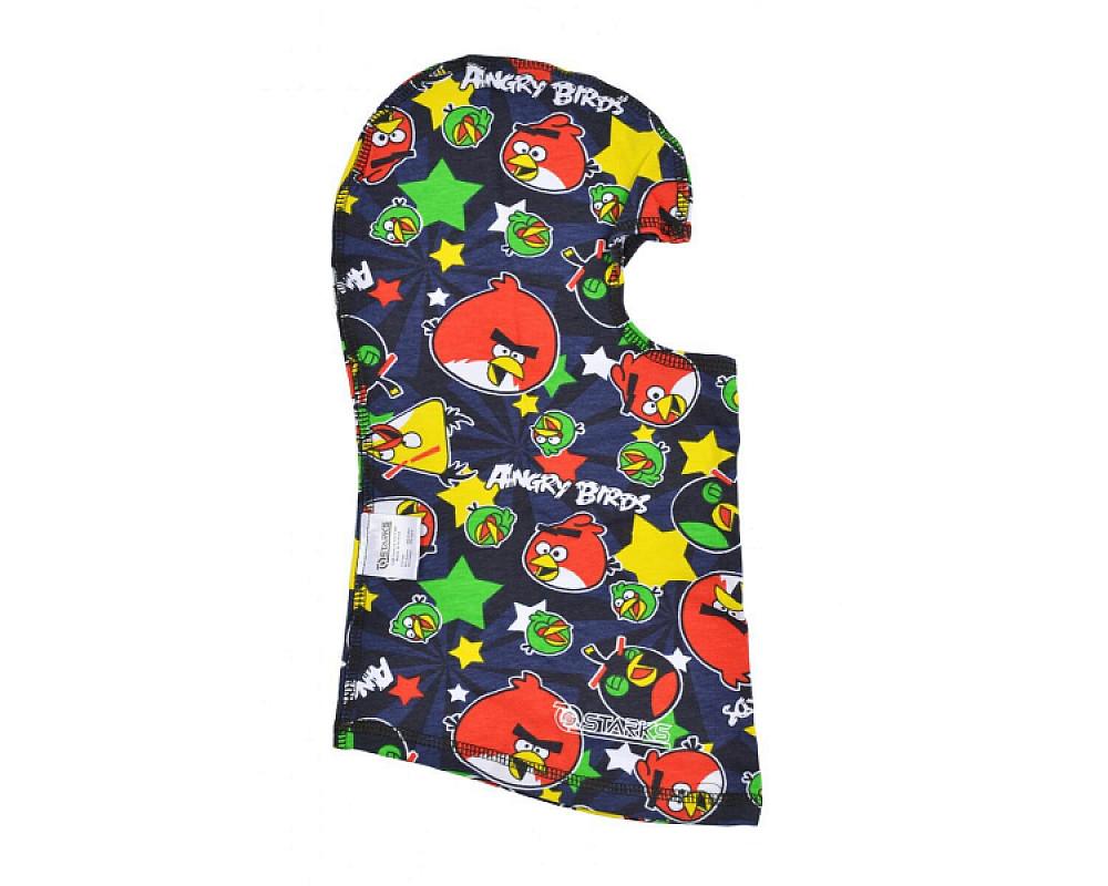 Подшлемник детский Lights Kids Angry Birds хлопок 31-11191