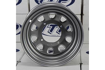 Комплект стальных дисков для квадроцикла ITP Delta Steel (Серебряные)