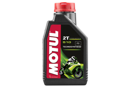 Моторное масло синтетическое Motul 510 2T 1L 104028 1 Литр