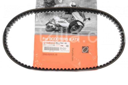 Ремень вариатора оригинальный Yamaha Grizzly 125 Breeze 125 3FA-17641-00-00