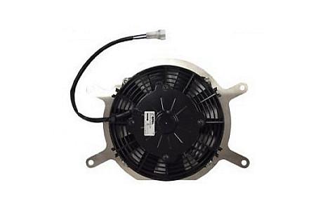 Вентилятор охлаждения радиатора квадроцикла Yamaha YFM550 700 Grizzly AllBalls Racing 70-1027