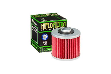 Фильтр масляный для квадроцикла Yamaha Grizzly 600 / Raptor 700 / 4X7-13440-90-00 / HF145 HF-145