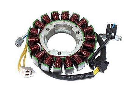Статор генератора для квадроцикла Suzuki LTA 750 32101-31G00 32101-31G01 ST207CA