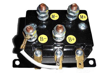 Реле управления лебедкой LU073902