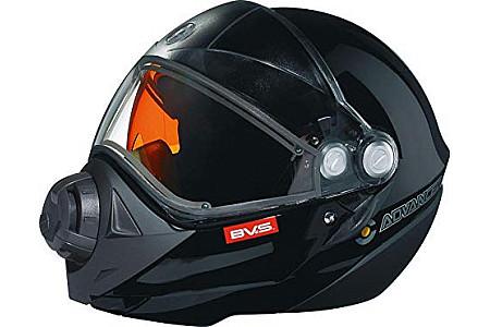 BV2S Helmet3XLMatte Black 4474041693