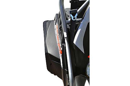 Расширители арок MudBusters для RZR900 11-14 (С передними брызговиками) MB900XP