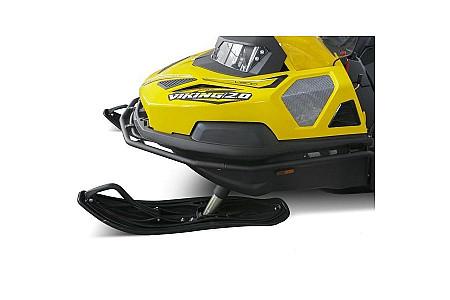 Бампер для снегохода STELS Viking 2.0 (черный) JU109146
