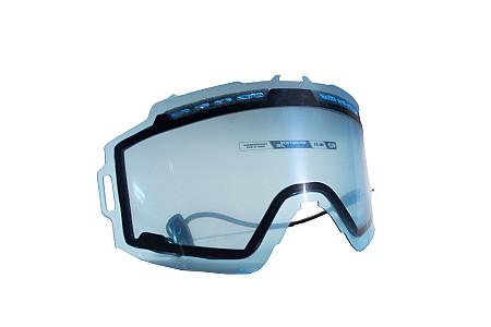 Линза с подогревом 509 Sinister X6 Ignite Photochromatic Clear to Blue Tint F02001100-000-801