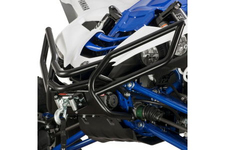 Бампер передний оригинальный с возможностью установки лебедки для Yamaha YXZ1000R (2HC-F84L0-S0-00)