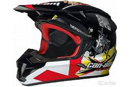 Can-Am XP-3 Pro Cross X-Race Helmet (DOT) Yellow L 4482540910