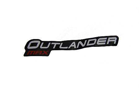 Наклейка облицовки панели приборов BRP Outlander MAX 704905723