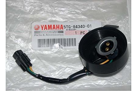 Патрон лампы головного света Yamaha RAPTOR/YFZ/WOLVERINE 700/450/350/250 5TG-84340-01-00