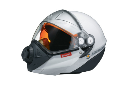 BV2S Helmet2XLWhite 4474041401