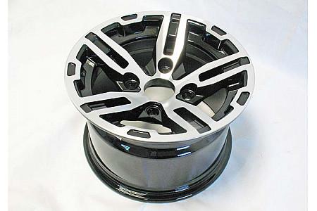 Диск колесный передний, литой (12х6.0) Гепард LU079211