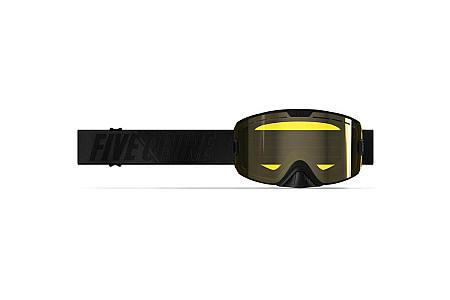Очки 509 Kingpin Black with Yellow F02001300-000-002