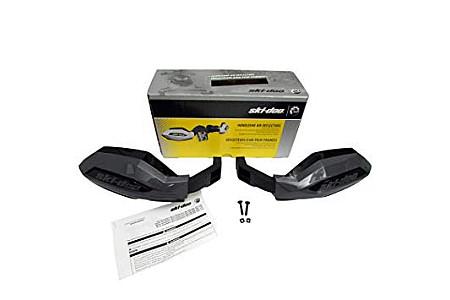 Защита рук для снегоходов Ski-Doo (BRP) черная 860200712