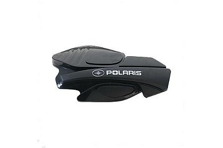 Защита рук для снегохода квадроцикла Polaris 2876845,2876846,2876883 Красная