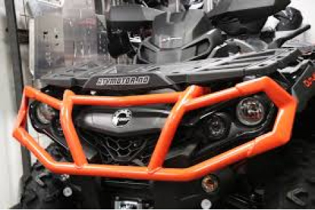 Бампер передний для квадроцикла BRP Can-Am Outlander G2 (2018+) 705012125 705012994