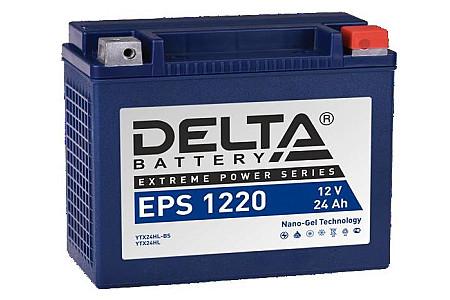 Аккумулятор Delta EPS 1220 YTX24HL-BS Y50-N18LA-00-00 515175895 410922962