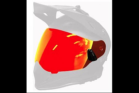Стекло шлема 509 DELTA R3 с подогревом Fire Mirror Rose Tint 2020