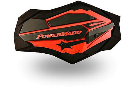 Расширитель ветрового щитка для защиты рук PowerMadd