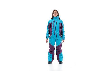 Комбинезон (моносьют) для снегохода Dragonfly Extreme 2020 Woman Blue-Purple 820250-20-448 (Размер S) Размер S