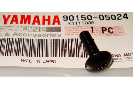 Винт для крепежа стекла для снегохода Yamaha 90150-05024-00