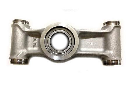 Кулак поворотный задний Yamaha Grizzly 660 2003-08 5KM-2530F-10-00/5KM-2530F-11-00