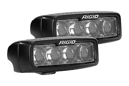 SR-Q Серия PRO (4 светодиода) – Сверхдальний свет (пара)