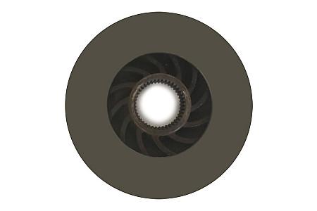 Тормозной диск снегохода Arctic Cat Bearcat/F5/TZ1/Z1/CrossFire 1602-656