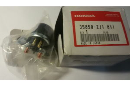 Реле стартера мотоцикла Honda VTX 1800 35850-ZJ1-811