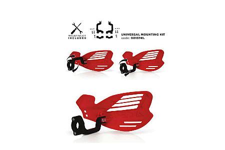 Защита рук Acerbis X-FORCE комплект черные красные желтые 0013709.090 0013709.110 0013709.060 желтый