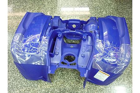 Крылья задние синие Yamaha Grizzly 700 07-15 1HP-F1600-20-00