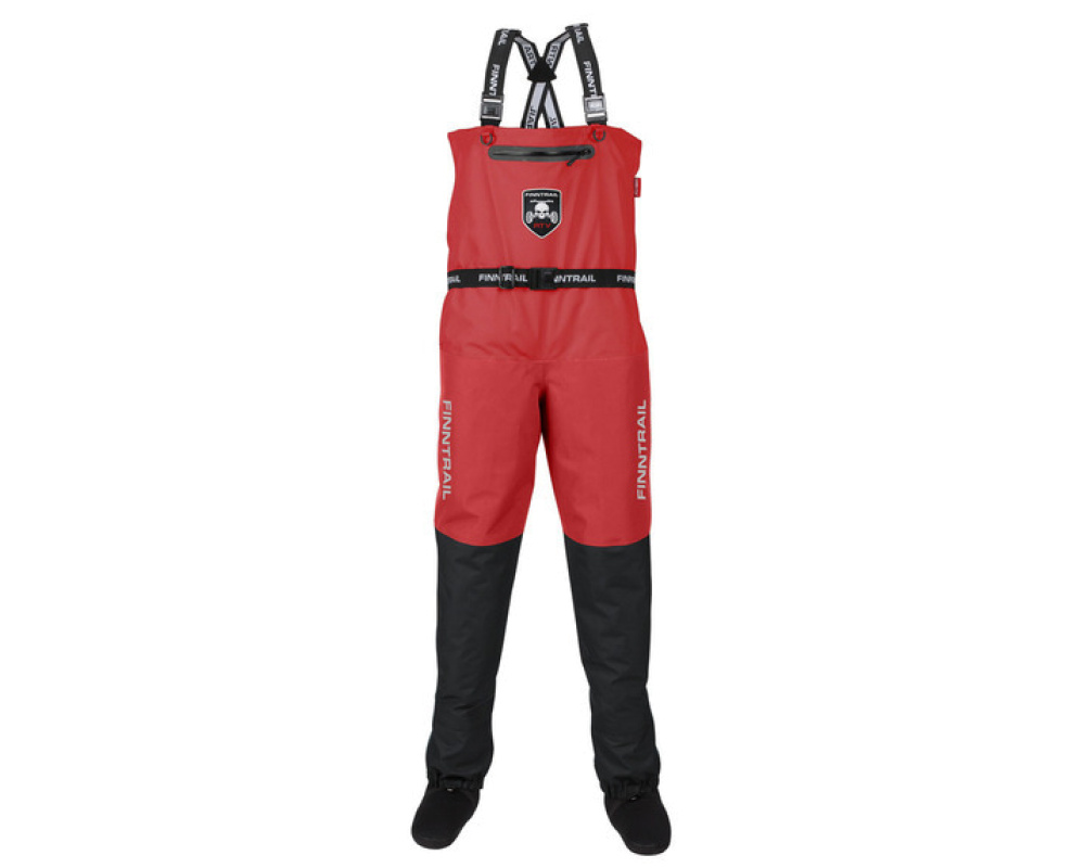 Вейдерсы Finntrail Alex 1518 Red Размер XXS