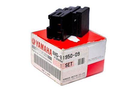 Реле снегохода Yamaha Apex FX Nytro Venture Multipurpose Phazer RS Vector RS Venture 8HG-81951-00-00 8HG-81950-09-00