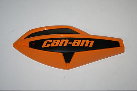 Накладка защиты рук оранжевая правая BRP 709401620