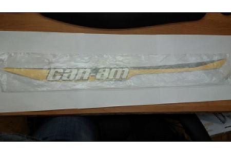 Наклейка оригинальная для квадроциклов BRP Can-Am Renegade 704902078
