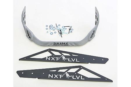 Бампер задний Skinz Next Level, NXPRB200-FBK WHT