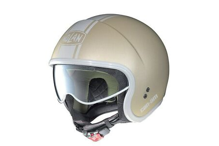 Can-Am N21 CARIBE Open Face Helmet (DOT) Ivory XS 4484180297