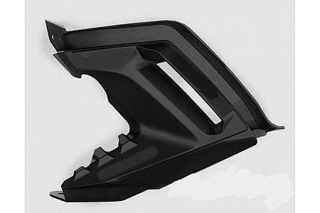 Панель правая черная BRP Ski-Doo REV-XM 502007306