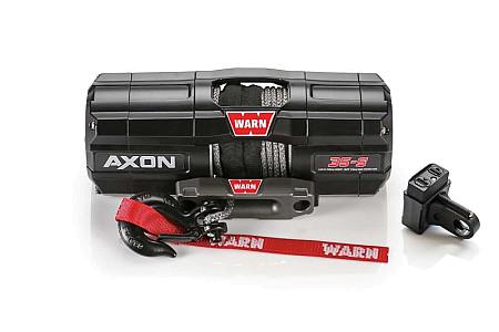 Лебедка WARN AXON 35-S 101130
