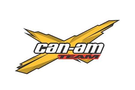 Наклейка Can-Am X Team 704901484 (15х32)
