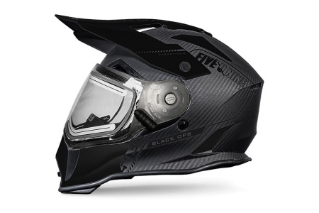 Шлем 509 Delta R3 Carbon Fidlock® (ECE) Black Ops 2020 Размер S