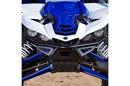 Бампер передний оригинальный с возможностью установки лебедки для Yamaha YXZ1000R (2HC-F84L0-T0-00)