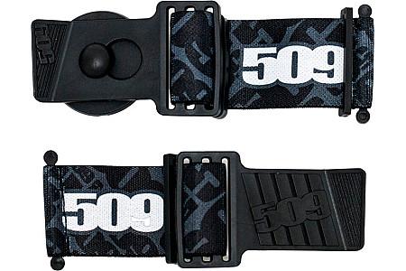 Крепление быстросъемное для очков 509 AVIATOR Revolver Kingpin к шлему [509-SSTR-AV-BK]