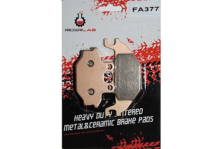 Тормозные колодки переднии RiderLab Stels Cectek FA377