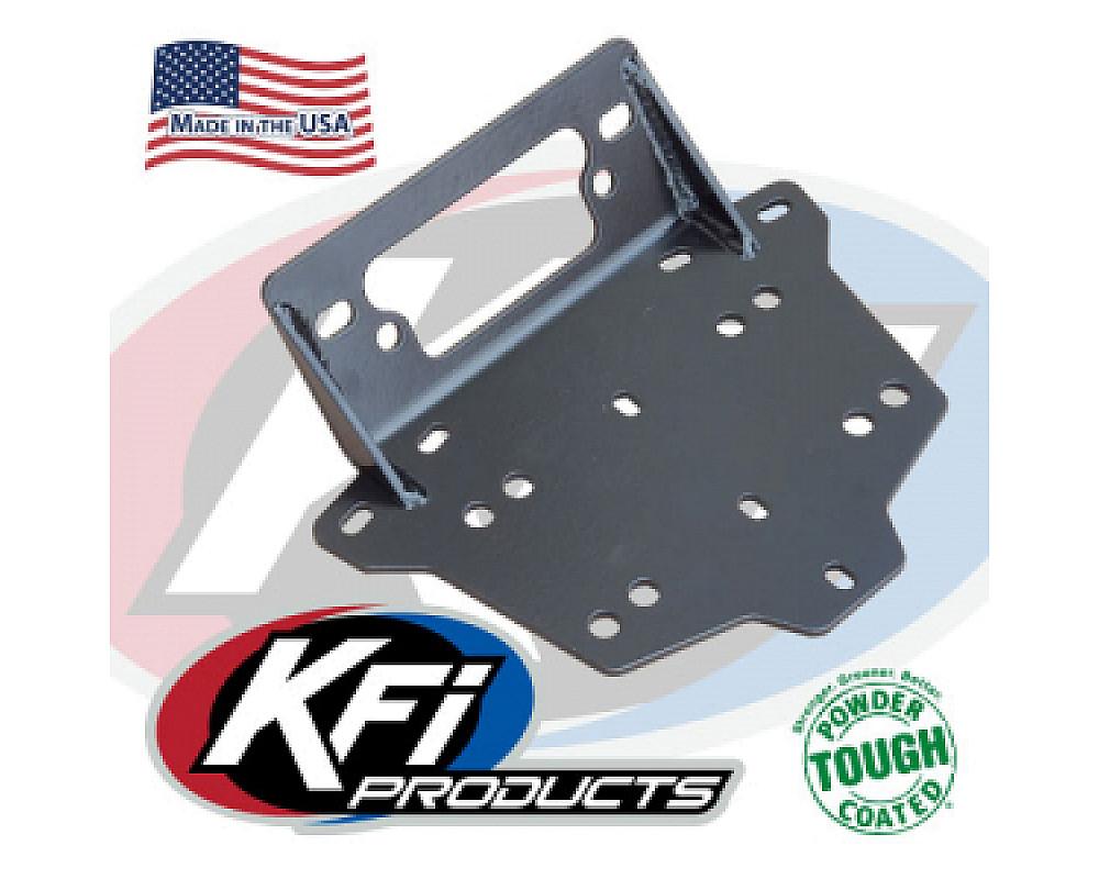 Площадка для установки лебедки KFI Can-Am Maverick 101055