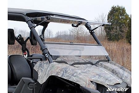 Стекло полное откидное Super Atv для Yamaha Viking FWS-Y-VIK-70