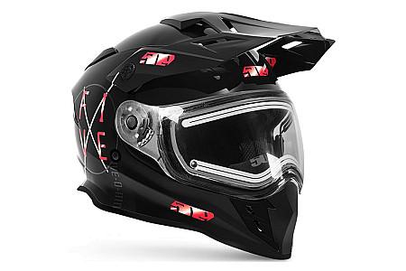 Шлем 509 Delta R3 2.0 Fidlock® Red Aura 2020 Размер М